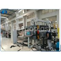Wholesale PC Hollow Sheet / PET Sheet Extrusion Line , Plastic Board Making Machine High Speed from china suppliers