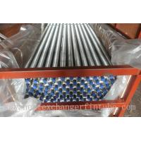 China A179 SMLS Carbon Steel OD19X1.25WT LL Type Fins Radiator Tube with Spacer Box on sale