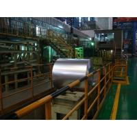 Wholesale Zinc Galvanized Steel Coil , Hot Rolled Steel Plate For Roofing / Pipe Making from china suppliers