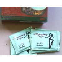 Quality 18 Leisure Herbal Slimming Coffee White Bag For Pure Fatness, Postpartum Fatness for sale