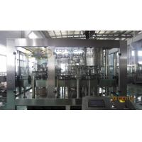 Wholesale Carbonated Water Filling Machine / 275ml Glass Bottle Soft Drink Filling Machine from china suppliers