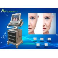 2016 new HIFU machine portable Hifu face lift device 3 and 5 cartridges hifu slimming and lift machine for sale