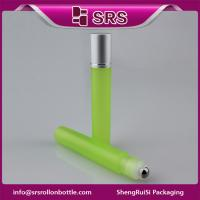 Wholesale 100% no leakage 15ml plastic roll on bottle for personal care from china suppliers