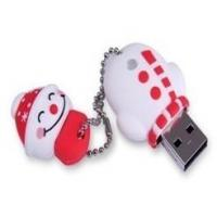 Wholesale Customized Logo/Christmas Gift USB Flash Drive (L-003) from china suppliers