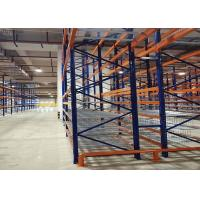 China Adjustable Wire Pallet Rack Corrosion Protection For Metal Equipment Easily Installed on sale