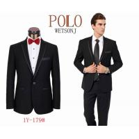 Buy cheap Mens Armani Designer Dress Suits from China Wholesale from wholesalers