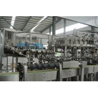 Wholesale Auto Glass Bottled Water Filling And Capping Machine 1 Year Guarantee from china suppliers