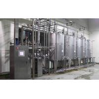 Best Stainless Steel Juice / Beer / Soft Drink Filling Machine 3 In 1 2000BPH -18000BPH wholesale