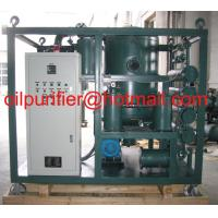 Wholesale New Arrival  Transformer Oil Processing Machinery, Oil Filtration Equipment for Super High Voltage transformers from china suppliers