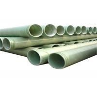 China Underground Transportation Frp Grp  Pipes DN150mm glass fiber PIPE for sale