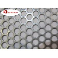 Wholesale Expanded Metal Mesh Panels Perforated Metal Plate For Architectural from china suppliers