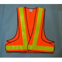 Wholesale Reflective safety vest,Fabric materials,Plastic/Silver Reflective Trim,EN 471 from china suppliers