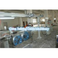 China top quality BV,BVR,RV,BVN nylon sheath, low smoke halogen wire extrusion machine production line  China company tellsing for sale