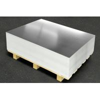 China High Strength Tin Plated Steel Sheet 750- 1250mm Width Regular Spangle for sale