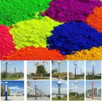 China PC Color Powder Coatings For Lamps And Lantern Both Indoors And Outdoors for sale