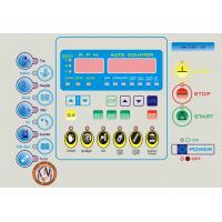 Best High Performance LED Membrane Switch Panel Sticker / Membrane Key Switches wholesale