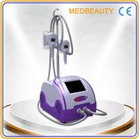 Coolplas Cryolipolysis Machine & Touch Color screen Cryolipolysis Body Slimming Machine for sale