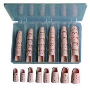 China Polypropylene Medical Finger Splint Finger Immobilizer For Finger Joint Pain on sale