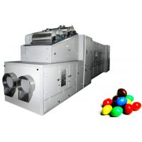 Wholesale Low Output Chocolate Bean Making Commercial Chocolate Manufacturing Equipment from china suppliers