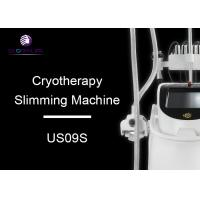 China Fat Freezing Cavitation Weight Loss Machine 40KHz Cavitation Frequency US09S for sale