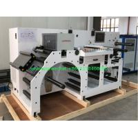 Wholesale High Speed Inspection And Slitting Line Paper , Adhesive Label , PVC , PE And PP from china suppliers