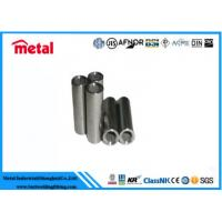 China ASTM A671 Gr.CC65 Hot Dip Galvanized Tube ERW Certificate Plain / Threaded End on sale