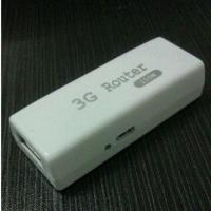 Wholesale Mini 3g Wi-Fi Router/Hotspot/AP/Gateway Compatible w/ HSDPA/HSUPA/HSPA+, CDMA EVDO Rev A/B USB Modem from china suppliers
