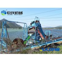 Buy cheap bucket chain dredger for sale from wholesalers