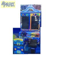 China Kids Happy car simulator arcade racing car game machine coin amusement game machine for sale