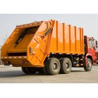 Wholesale High Performance Garbage Collection Truck , Solid Waste Management Trucks from china suppliers