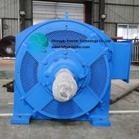 High Power Francis Water Turbine Generator Unit 1MW-7MW Compact Structure for sale