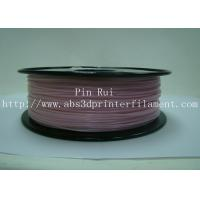 Wholesale High Strength White To Purple Color Changing Filament 1kg / Spool from china suppliers