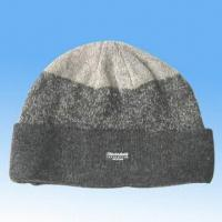 Wholesale Shetland Wool Knitted Cap with Thinsulate Lining from china suppliers