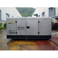 China 30kVA Perkins Diesel Generator Soundproof Type With Perkins Engine on sale