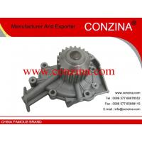 Wholesale 96666219 water pump use for daewoo Tico 95- 0.8L conzina brand from china suppliers