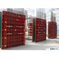 Customized Size Wall Formwork System Various Material 65mm Thickness