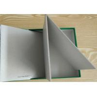 Wholesale Huge Stocklot 1.5mm 900gsmGreyChipboard High Stiffness Recycle Paper from china suppliers