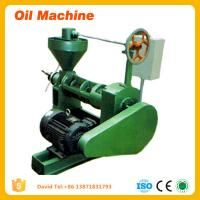 Wholesale High performance seeds oil producing plant, screw oil extraction machine from china suppliers