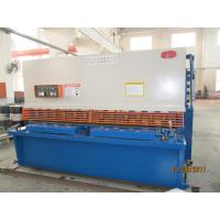 Wholesale Stated CNC Hydraulic Shearing Machine Swing Beam Type Sheet Metal Cutter from china suppliers