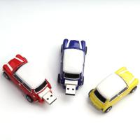 Wholesale Customized plastic car shape pen usb flash drive computer thumb drive from china suppliers