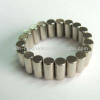 Wholesale Excellent Sintered Neodymium/NdFeB Cylinder Magnet For Sale from china suppliers