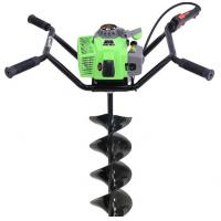 Wholesale 2 Stroke Gasoline Powered planting hole digger , ground digger machine from china suppliers