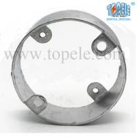 Wholesale Electric Stainless Steel Conduit Fittings BS4568 Conduit Box Extension Rings from china suppliers
