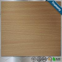 Wholesale Wooden Pattern Grain Aluminum Painting Panels ACP For Decoration Using from china suppliers