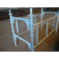 Best Hot galvanized Haky   Haki scaffolding system from China suppler wholesale