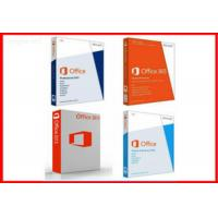 Wholesale Full Version Microsoft Office Professional 2016 , Standard DVD Office 2016 Professional Retail from china suppliers