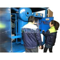Wholesale Weather Proof Type  Transformer Substation Used Dielectric Oil Purifier 9000LPH from china suppliers
