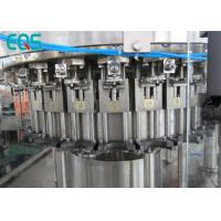 Wholesale Customized Voltage Automatic Liquid Bottle Filling Machine 8000BPH 3in1 monobloc from china suppliers