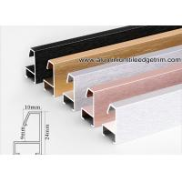 Wholesale Modern Fashionable Type Brushed Metal Picture / Poster / Canvas Frames from china suppliers