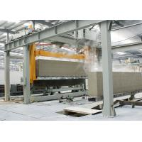 Wholesale Fireproofing of Autoclaved Aerated Concrete AAC Block Machine / AAC Brick Plant from china suppliers